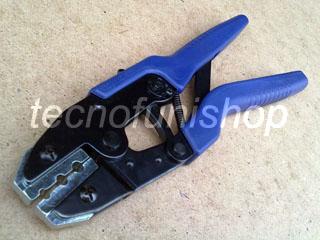 Pinza per pressare manicotti su cavo acciaio - Art PCM001