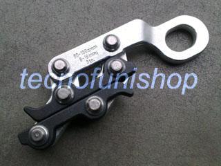 Rana Morsetto tendifune cavo acciaio 8 - 16 mm