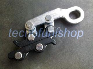 Rana Morsetto tendifune cavo acciaio 12 - 26 mm