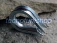 Redancia zincata per funi di acciaio