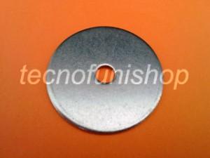 Rondella in acciaio inox - Rosetta in acciaio inox - ARC 065 Rondelle inox larghe