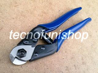 Pinza manuale per tagliare cavi acciaio - Art TCM001