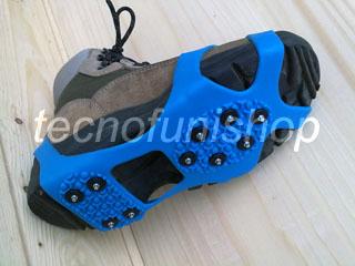 Ramponi chiodati - Ramponi per scarpe - Ramponi per neve e ghiaccio