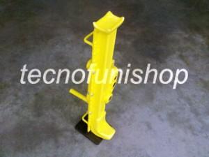 Sollevatore meccanico a cremagliera - Cric meccanico a manovella