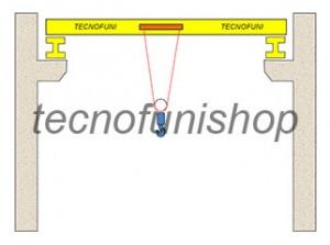 Carroponte - Fune acciaio 6x36WS + IWRC per sollevamento - Cavo acciaio 216 fili anima metallica gru paranco sollevamento