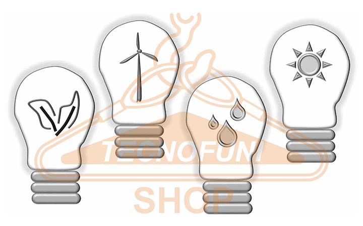 Corde per Bioenergia - Nuove energie - Energie rinnovabili